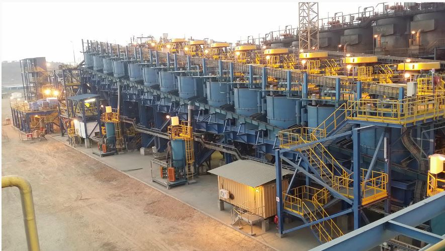 Nevsun Ships First Zinc Concentrate From Bisha Mine