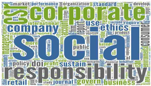 corporate social responsibility in rural development Significantly to rural development in nigeria through their csr interventions  keywords: corporate social responsibility, rural development  socio-economic .