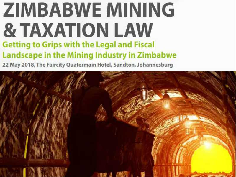 zimbabwe taxation Taxation is one of the factors leading to the high cost of doing business in  zimbabwe, delegates at a workshop by the national economic.
